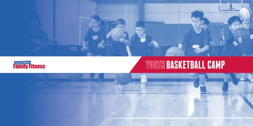 Youth Basketball Camp: July 29th - August 2nd (Rocklin Sports Complex)