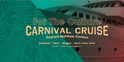 For The Culture: Carnival Cruise | Caribana Sunday