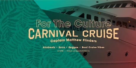 For The Culture: Carnival Cruise | Caribana Sunday tickets