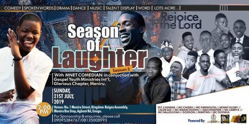 Season of Laughter with Mnet Comedian [vol 2]
