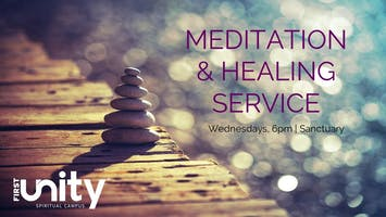 Meditation and Sound Healing Service
