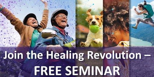 FREE Stem Cell & Regenerative Medicine Seminar