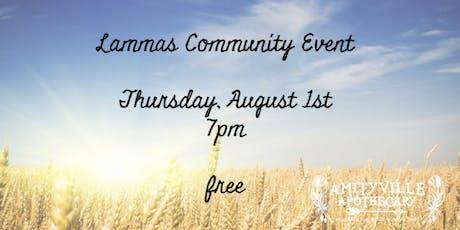 Lammas Community Event tickets