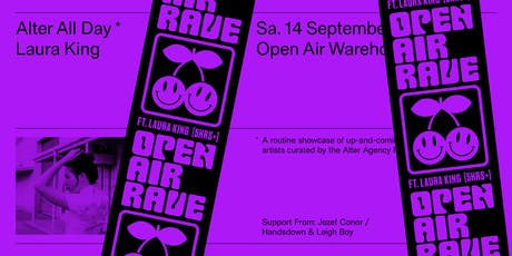 Laura King - All Day Rave 2 tickets