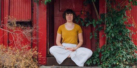 July Vedic meditation course - Thornbury tickets