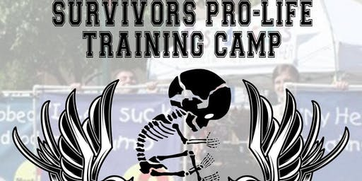Survivors of the Abortion Holocaust Summer Bootcamp