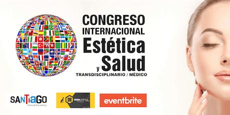 Congreso Internacional de Estética y Salud #RíoHondo2019 entradas