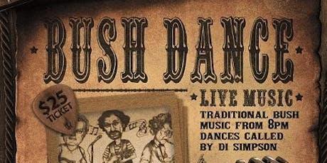 Albury Tigers Bush Dance  tickets
