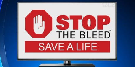 STOP THE BLEED COURSE (STISD) tickets