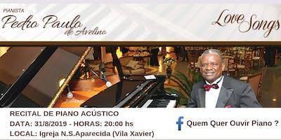 CONCERTO DE  PIANO ACÚSTICO