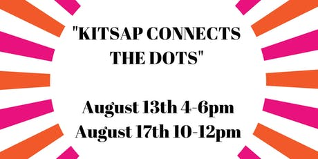 Kitsap Connects the Dots *Networking/Open House - Polka Dot Powerhouse  tickets
