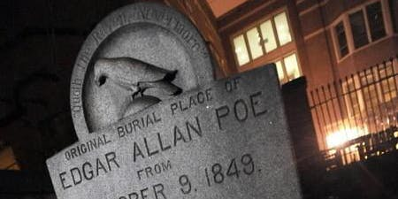 The Original Poe Grave Ghost Tour