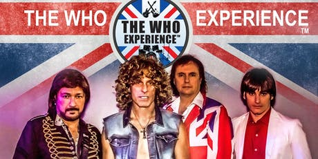 The Who Experience (Tribute to The Who) tickets