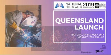 National Skills Week 2019 - Queensland Launch tickets