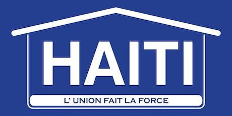 Haiti Partner Comp tickets