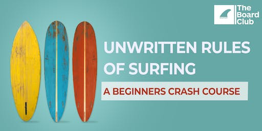 Free Beginners Surfing Crash Course: August