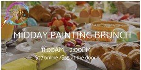 Midday Painting Brunch tickets