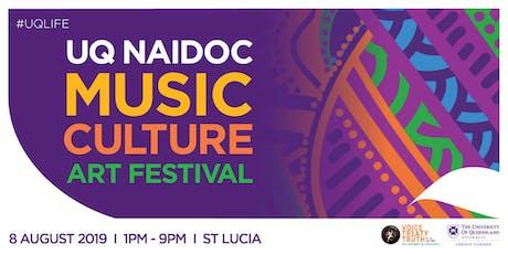 UQ 2019 NAIDOC Festival St Lucia tickets