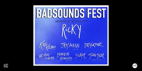 Badsounds Fest 2019 tickets
