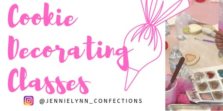 "Cookie Decorating Class ""Skill Building"" tickets"