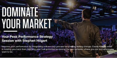 Dominate Your Market! Local Tony Robbins Event
