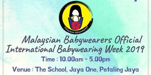 Malaysian Babywearers - International Babywearing Week 2019