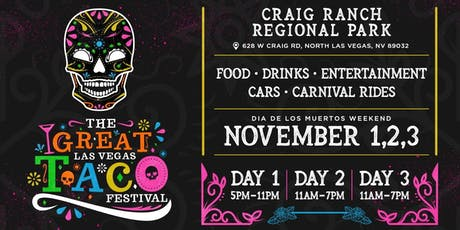 Great Las Vegas Taco Festival tickets