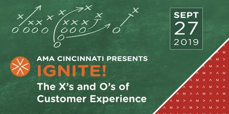 IGNITE! Customer Experience Conference - September 26-27, 2019 tickets