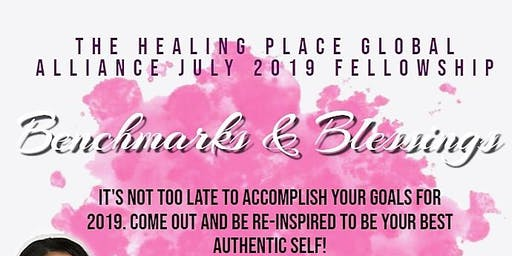 The Healing Place July Fellowship 2019