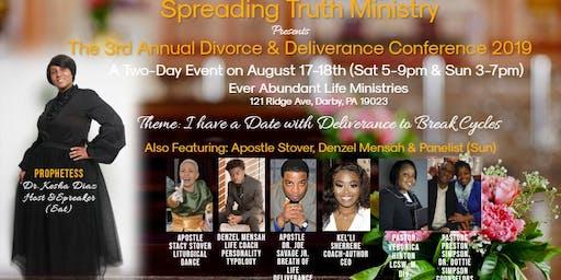 Divorce & Deliverance 2019