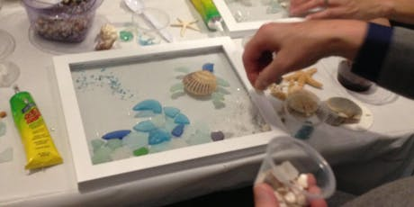 8/6 Kids' Seascape Window Workshop@Uno Pizzeria (Swampscott) tickets