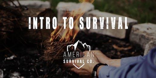 Intro to Survival