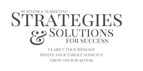 Social Media Strategies & Solutions tickets