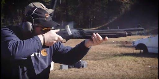 Rangemaster Defensive Shotgun, Dahlonega, GA