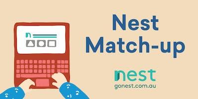 Western Sydney Nest Match-up: Meet providers. Meet customers.