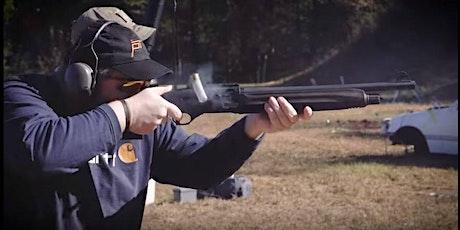 Rangemaster Defensive Shotgun, One Day (SC) tickets