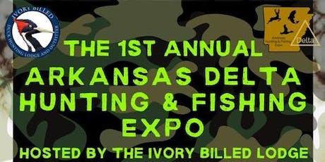 The Arkansas Delta Hunting & Fishing Expo tickets