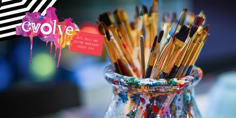 EVOLVE - Beginners Acrylic Painting Workshop tickets