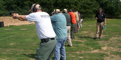 Combative Pistol, Lincoln, Texas tickets