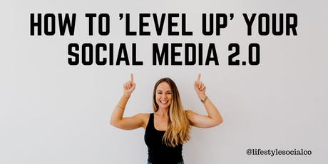 How to LEVEL UP your social media workshop tickets
