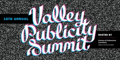 Valley Publicity Summit 2019, presented by SPJ tickets