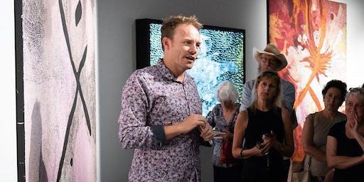 MAGNT Curator Talk – Telstra NATSIAA Opening Weekend Talks