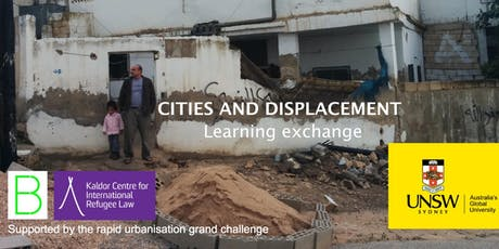 Cities and Displacement - Learning Exchange tickets