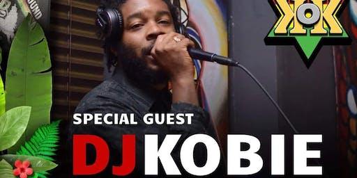 KING of KINGS july 14 - DJ KOBIE (Ashanti Hi-Fi)