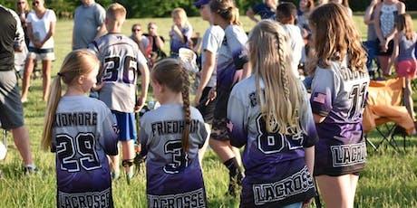Girls Lacrosse Camp tickets