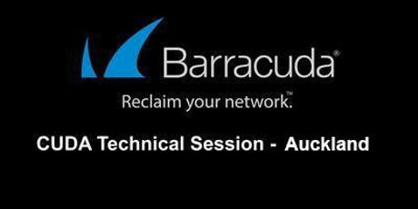 CUDA Tech Session - Auckland tickets