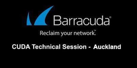 CUDA Tech Session - Auckland tickets