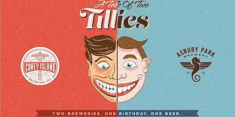 A Tale of Two Tillies: Asbury Park & CIB Collab | Anniversary Party tickets