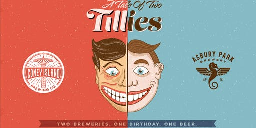 A Tale of Two Tillies: Asbury Park & CIB Collab | Anniversary Party