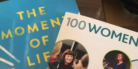 100 Women Book Club - Moment of Lift by Melinda Gates tickets